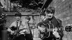 download 2560x1440 the beatles in the backyard wallpaper