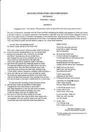 sample essays ap lang sample essays trueky com essay free and printable ap english literature essay prompts how to do a personal essayap english composition essay questions