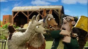 animation llama gif shaun sheep u0026 share giphy