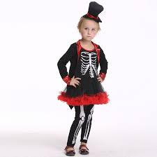 sugar skull costume new sugar skull costume fancy dress for kids