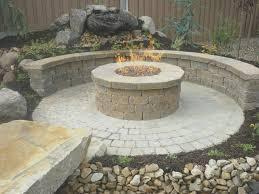 diy concrete patio ideas unique 33 diy fire pit fire pits