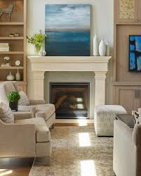 modern windsor chairs with window treatments living room