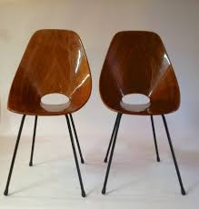 Iconic Chairs by A Pair Of Medea Chairs Vittorio Nobili U2013 Judith Wolberink