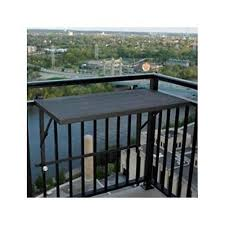 deck rail mount grill shelf bbq barbecue grilling patio apartment