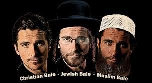 Christian Bale Meme - christian bale jewish bale muslim bale t shirt tshirt groove