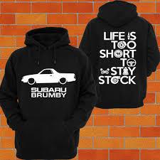 subaru brumby subaru brumby 2 hoodie u2013 chaotic customs