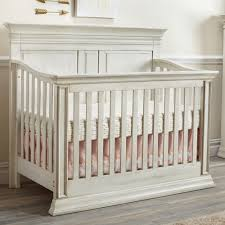 Turning Crib Into Toddler Bed by Baby Cache Vienna 4 In 1 Convertible Crib Antique White Babies