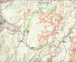 Yosemite Valley Map Yosemite National Park Maplets
