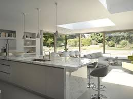 pictures of kitchen islands with seating for 6 for big family best 25 white kitchen island ideas on pinterest white granite
