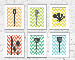 kitchen kitchen wall art ideas contemporary with art prints for