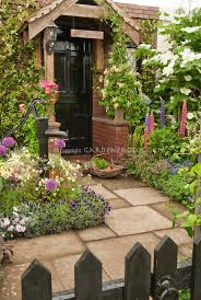 home curb appeal with herb garden plant u0026 flower stock