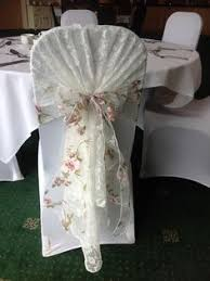 lace chair covers beautiful lace chair chair cover and available to hire