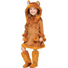 Boys Halloween Costume Sweet Fox Child Halloween Costume Walmart
