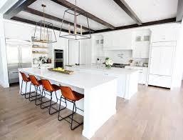 kitchen with two islands white kitchen two peas their pod