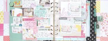 Pocket Pages Pocket Pages In My Memory Planner Tiffany Medina U2013 Hip Kit Club Blog