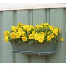 colorbond fence planter box hangups