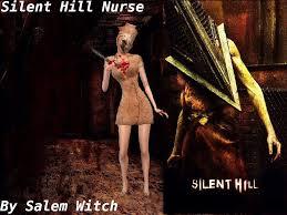 silent hill nurse costume sims amino