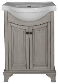 corsicana vanity gray 26