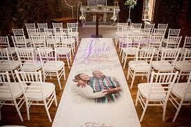 personalized wedding aisle runner wedding aisle runners south africa johannesburg outside