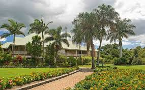 Bundaberg Botanic Gardens City Of Dreams On The Road