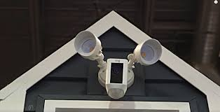 ring security light camera ring floodlight camera review your home security in a whole new light