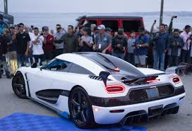koenigsegg agera rs1 the 11 koenigseggs of monterey car week 2017 koenigsegg