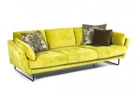 canapé confort canapé méga profond velours ou cuir am melvin 3 grandes places