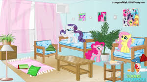 my little pony friendship is magic decoration living room game