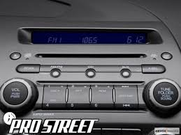how to retrieve your honda radio code my pro street