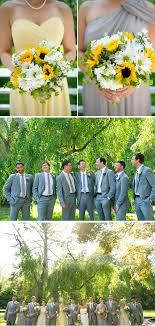 Summer Backyard Wedding Ideas Sunflower Filled Summer Backyard Wedding In Connecticut Summer