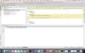 android studio 1 1 0 gradle project sync failed error importing a