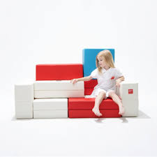 Colorful Sofas Colorful Modular Sofa For Kids From Designskin Interior Design