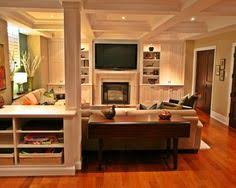 design ideas for basement pole covers from functional to