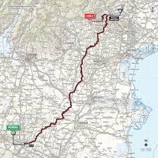 Modena Italy Map by Giro D U0027italia 2016 Stage 11 Route Modena To Asolo