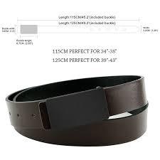 aliexpress com buy jasgood men belt genuine leather dress belt