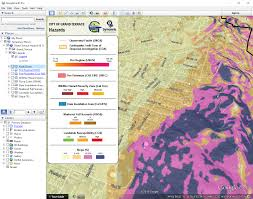 Usgs Wildfire Data by Bg Cartography Quick And Easy Custom Google Earth Legends