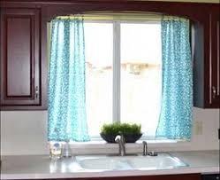 Kitchen Curtain Ideas Small Windows Yellow Small Kitchen Curtain Spectraair Com