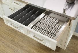 carousel spice racks for kitchen cabinets organizer great for organizing jars and spices with spice drawer