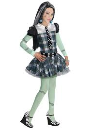 halloween costumes for girls scary frankenstein costumes classic scary monster halloween costumes