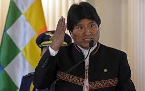 evo morales evo morales en aprietos en víspera del referéndum en bolivia