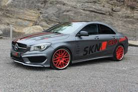 lexus rc vs mercedes cla skn tuning wrings 298kw from mercedes benz cla 250 forcegt com
