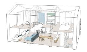 ristrutturazione fienile l ex fienile si trasforma in un open space minimal pieno di idee