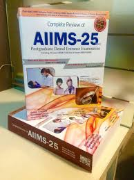 buy complete review of aiims 25 years pg entrance exam book free ship