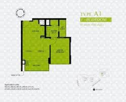 floor plans for eco sanctuary condo srx property