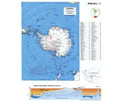 Antartica Map Maps Of Antarctic Region Collection Of Detailed Maps Of