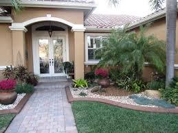 Front Yard Landscaping Ideas Florida Beautiful Designs Front Yard Landscaping Ideas With Palm Trees
