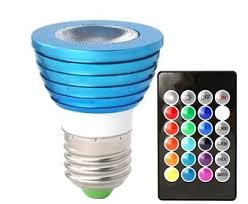 3 watt color changing led light bulb led lighting