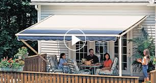 What Are Awnings Sunsetter Awning Models Sunsetter Awnings