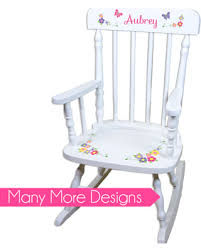 Personalized Kid Chair Amazing Deal On Childs Rocking Chair Personalized Childs Rockers