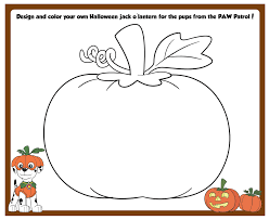 Halloween Coloring Pages Pumpkin Free Halloween Printables